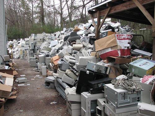 Para onde vai nosso lixo eletrônico?