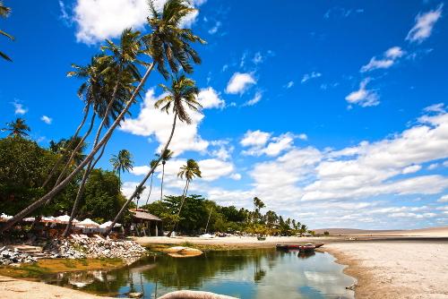 Jericoacoara (praia) - Clique na foto para aumentar