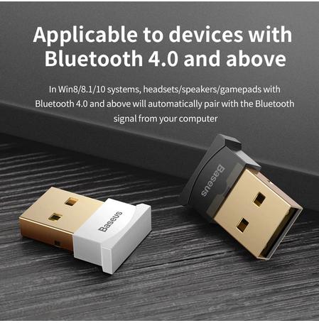 Adaptador Bluetooth 4.0 BaseUS